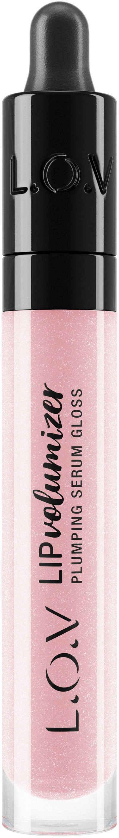 L.O.V Lipgloss »LIP VOLUMIZER plumping serum gloss«
