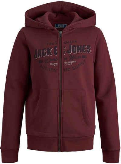 Jack & Jones Junior Kapuzensweatjacke