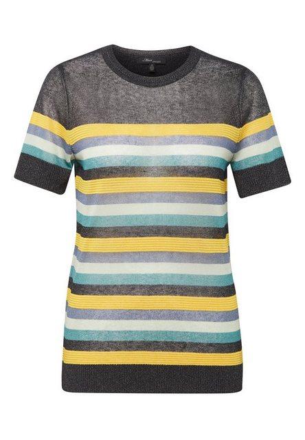 Mavi Kurzarmpullover »STRIPED SWEATER« Feinstrick | Bekleidung > Pullover > Kurzarmpullover | Mavi