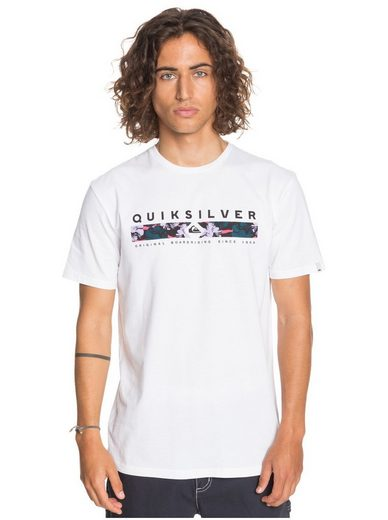 Quiksilver T-Shirt »Jungle Jim«
