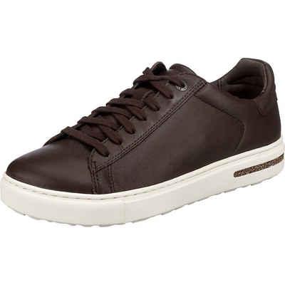 Birkenstock »Madrid Naturleder Sneakers Low schmal« Sneaker