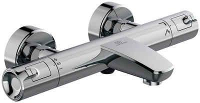 Ideal Standard Wannenthermostat »Ceratherm 50« Aufputz-Badethermostat mit ECO-Spartaste