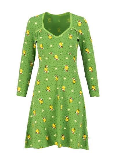 Blutsgeschwister A-Linien-Kleid »Damen Mini-Kleid honest bee dress«