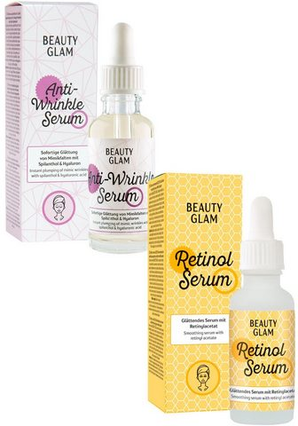 BEAUTY GLAM Gesichtspflege-Set »Youth Boost Duo« 2...