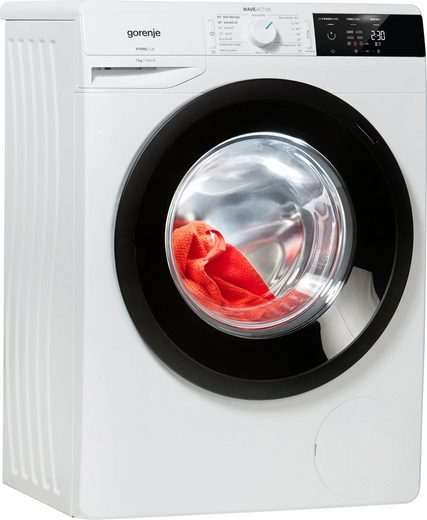 GORENJE Waschmaschine Wave E74S3P, 7 kg, 1400 U/min