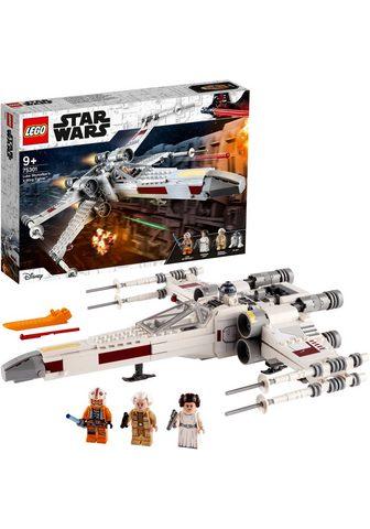 LEGO ® Konstruktionsspielsteine »Luke Skywa...