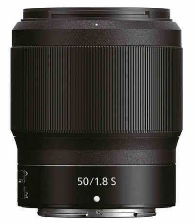 Nikon »Nikkor Z 50mm 1:1,8 S« Objektiv