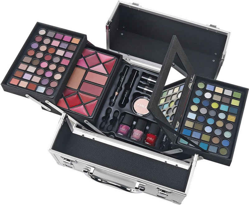 ZMILE COSMETICS Kosmetik-Koffer »My Treasure Case«, 113-tlg.