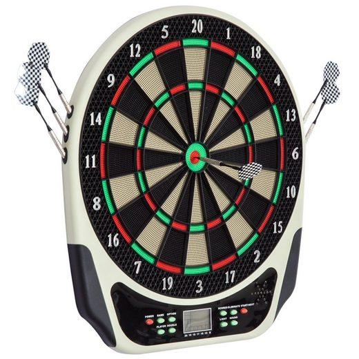 HOMCOM Dartscheibe »Elektronische Dartboard für bis zu 16 Spielern«