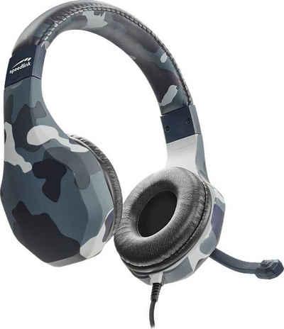 Speedlink »RAIDOR Stereo Headset PS4 blau« Gaming-Headset