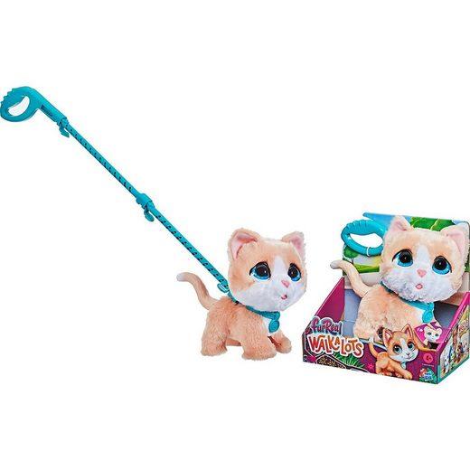 Hasbro Plüschfigur »FurReal Walkalots Große Racker 2.0 - Katze«