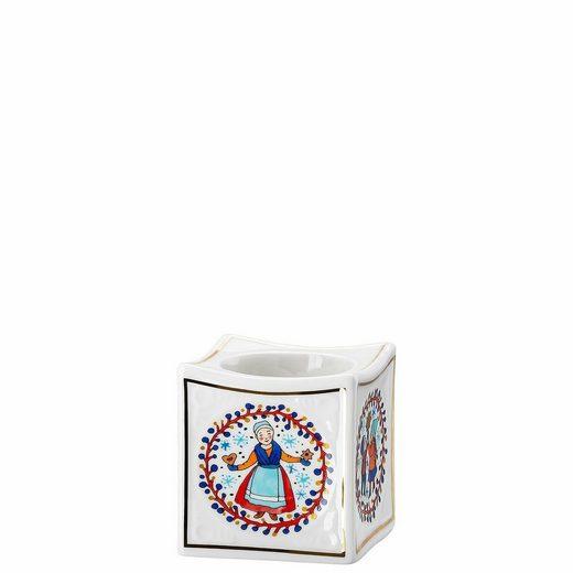 Hutschenreuther Teelichthalter »Teelichthalter Porzellan-Licht Sammelkollektion 2020« (1 Stück)