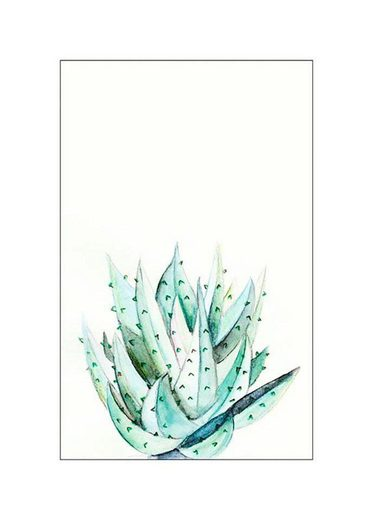 KOMAR XXL Poster »Aloe Watercolor«