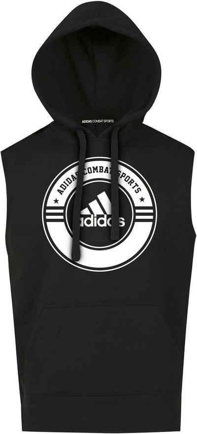 adidas Performance Trainingsshirt »Sleeveless Hoodie Combat Sports«