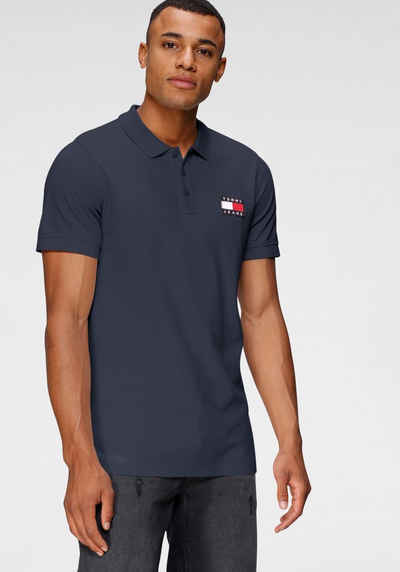 Tommy Jeans Poloshirt »TJM TOMMY BADGE LIGHTWEIGHT POLO«