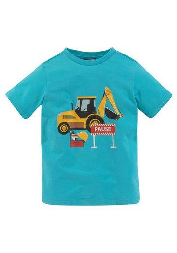 KIDSWORLD T-Shirt »Bagger«