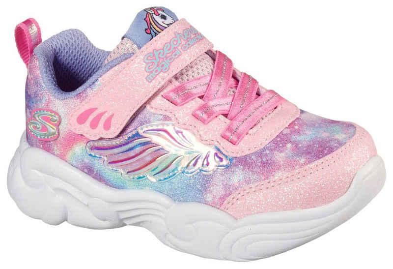Skechers Kids »UNICORN STORM« Sneaker in funkelnder Optik