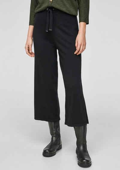 s.Oliver 7/8-Leggings »Regular Fit: Hose im Culotte-Style« (1-tlg)