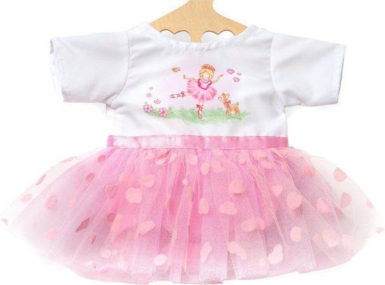 Heless Puppenkleidung »Ballerina-Kleid Maria Gr. 28-35 cm, Puppenkleidung«