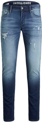 Jack & Jones Junior Stretch-Jeans »JJIGLENN JJORGINAL GE 00«