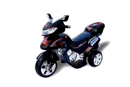 Actionbikes Motors Elektro-Kinderdreirad »Kinder Elektroauto C031«, Belastbarkeit 30 kg, Elektro Motorrad / Auto / Dreirad