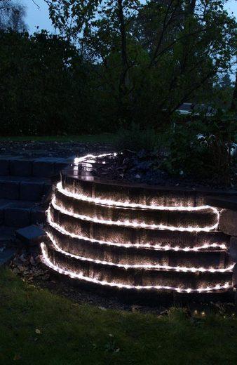 """STAR TRADING Lichterschlauch »System Decor """"LED-Lichtschlauch 5m, hellweiß - Wasserfest - ohne Trafo«"""