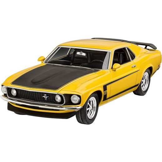 Revell® Modellbausatz »1969 Boss 302 Mustang«