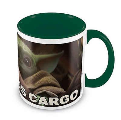 Star Wars Tasse »The Mandalorian Tasse Precious Cargo«