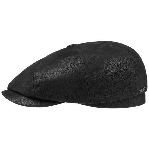 Stetson Flat Cap (1-St) Gatsbycap mit Schirm