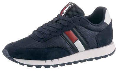 Tommy Jeans »RETRO MIX TJM RUNNER« Sneaker im Materialmix