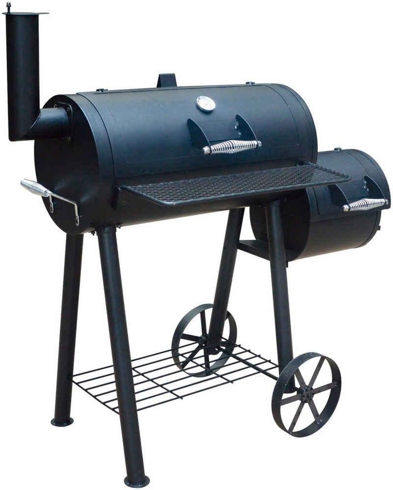 El Fuego Smoker »Edmondton«, BxTxH: 121x66x124 cm