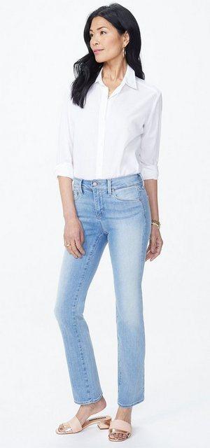 Hosen - NYDJ Straight Jeans »in Premium denim« Marilyn Straight ›  - Onlineshop OTTO