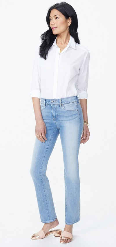 NYDJ Straight-Jeans »in Premium denim« Marilyn