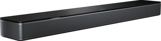 Bose Smart Soundbar 300 Soundbar (Bluetooth, WLAN, Multiroom, Alexa, Google Assistant, AirPlay2)