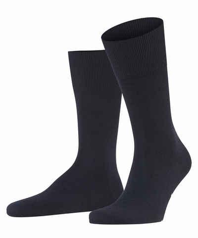 FALKE Socken »Airport« (1-Paar) klimaregulierend durch Schurwolle