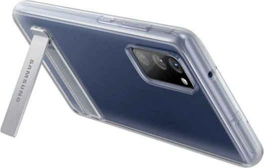 Samsung Smartphone-Hülle »Clear Standing Cover EF-JG780 für S20 FE«