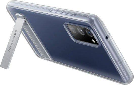 Samsung Smartphone-Hülle »Clear Standing Cover EF-JG780 für das Galaxy S20 FE«