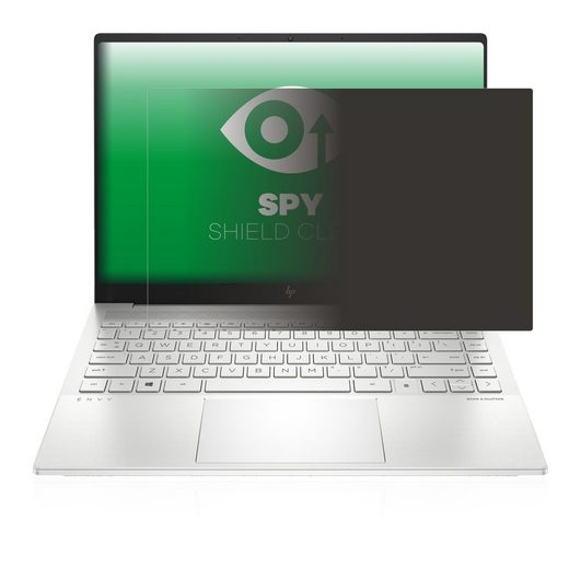 upscreen Schutzfolie »für HP Envy 14-eb0750ng«, Folie Schutzfolie Sichtschutz klar anti-spy