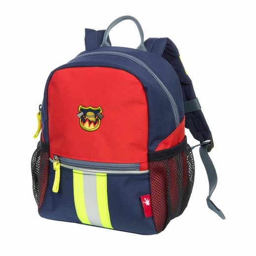 Sigikid Kinderrucksack »Frido Firefighter Klein 4.2 L«