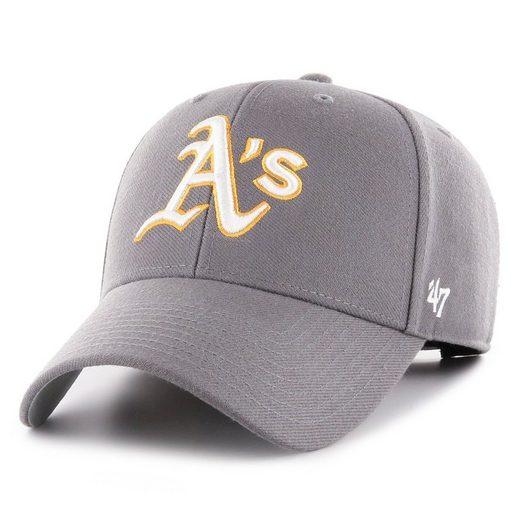 '47 Brand Trucker Cap »Relaxed Fit MLB Oakland Athletics«