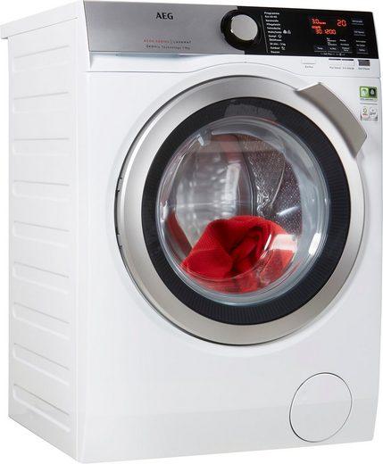 AEG Waschmaschine L8FE77495, 9 kg, 1400 U/min