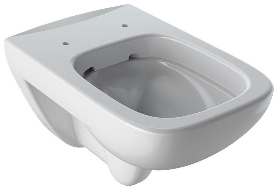 GEBERIT Wand-WC »Renova Nr. 1 Plan«, Rimfree, weiß KeraTect online kaufen |  OTTO