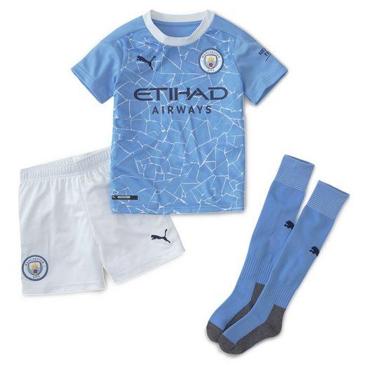 PUMA T-Shirt »Man City Jugend Mini-Heimset«