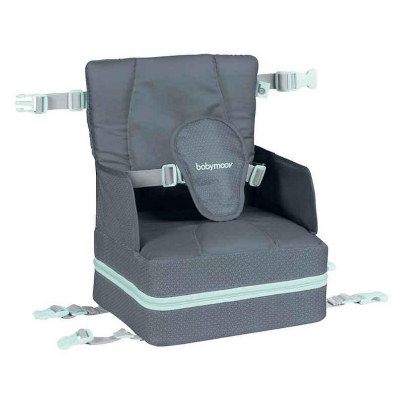 BABYMOOV Tischsitz »Babystuhlsitz Up & Go, grey«