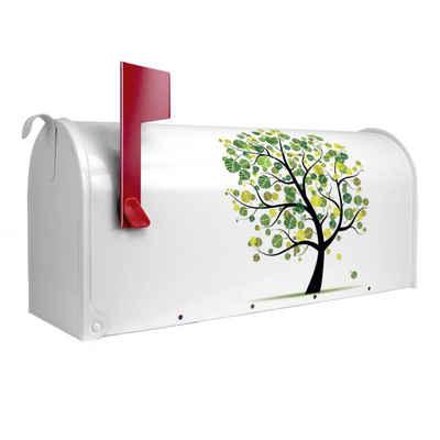banjado Briefkasten »US Mailbox Motiv Laubzauberbaum«