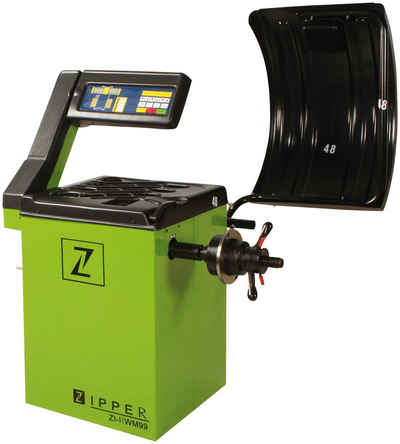 ZIPPER Reifenwuchtmaschine