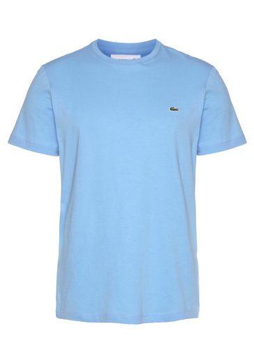 Lacoste T-Shirt aus reiner Baumwolle
