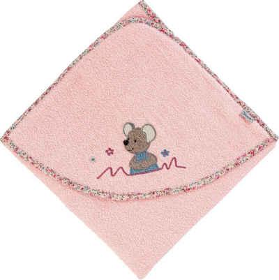Sterntaler® Kapuzenhandtuch »Mabel« (1-St), mit Kapuze