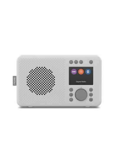 Pure »Elan DAB+« Digitalradio (DAB) (Digitalradio (DAB), DAB, DAB+ and UKW Radio, 40 Senderspeicherplätze, Sleep-Timer, Weckfunktion, Bluetooth, AUX)