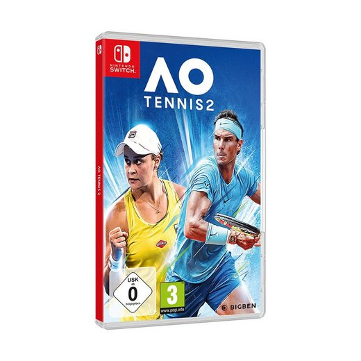 BigBen Nintendo Switch AO Tennis 2